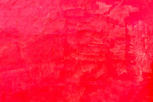 Red Wall Abstract Background M...