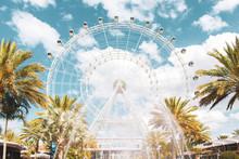 Ferris Wheel In Orlando Florid...