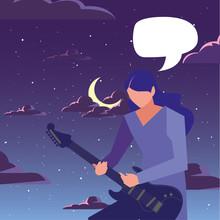 Musician Man Electric Guitar P...