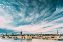 Stockholm, Sweden. Scenic Famo...