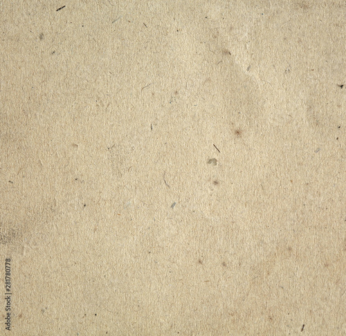 Poster Pierre, Sable brown paper texture.