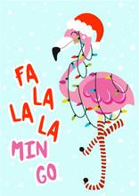 Fa La La La Min Go - Calligrap...
