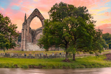 Bolton Abbey In North Yorkshire