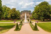 Fulda, Die Orangerie Im Schlos...