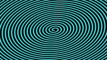 Abstract Neon Spiral Vector Da...