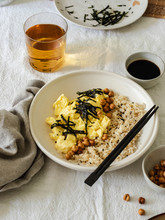 Japanese Style Scrambled Eggs ...