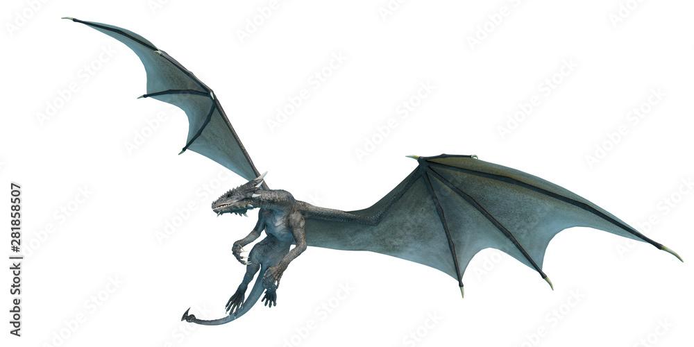 Fototapeta dragon