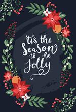 'Tis The Season To Be Jollyt L...