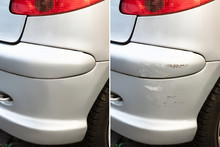 Car Dent Repair Before And After