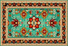 Persian Carpet Original Design...