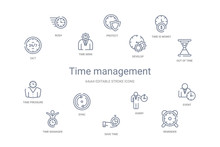 Time Management Concept 14 Out...