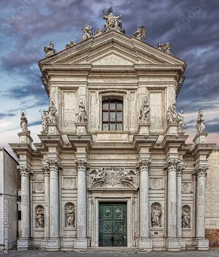 Valokuva  Chiesa di Santa Maria Assunta Detta I Gesuiti