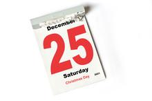 25. December 2021 Christmas Day