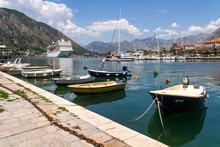 Kotor, Montenegro. A View To T...