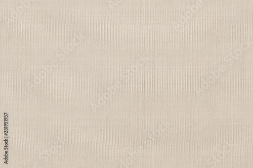 Fotografie, Tablou  Cotton silk natural blended fabric wallpaper texture pattern background in light