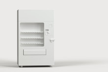 The White Model Of Vending Mac...