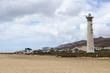 Leuchtturm Jandia Playa Esquinzo Morro Jable Beach Faro