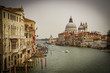 VENICE, ITALY - JULY,5: Nice day in the center of Venice, boats, buildings, bridges and channels