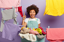 Housekeeping And Washing Conce...