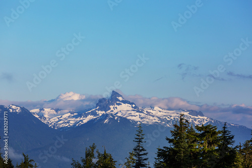 Mountains in Washington