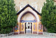 Kykkos Monastery Of The Cyprus...