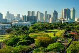 Fototapeta Miasto - Manila  -  the capital of the Philippines
