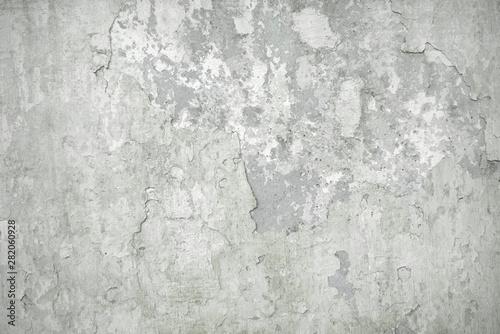 Grey stone wall background - 282060928