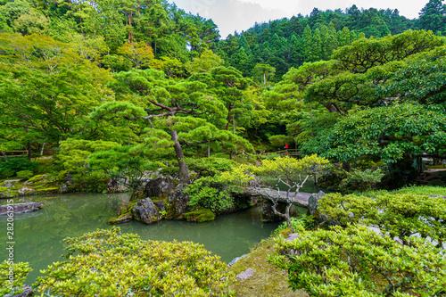 mata magnetyczna Japanischer Garten