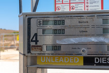 Expensive Unleaded Petrol And ...