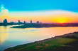 Sudan, Khartoum, Panorama
