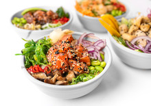 Poke Bowls - The Traditional Hawaiian Food
