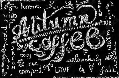 jesienna-kawa-kreda-napis-na