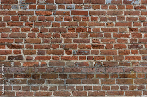 old red brick wall background 5