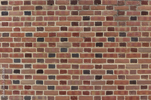 red brick wall background 2