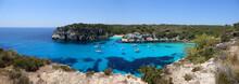 Vue Panoramique D'un Paysage Méditerranéen