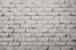 Light urban grayscale brick wall pattern background