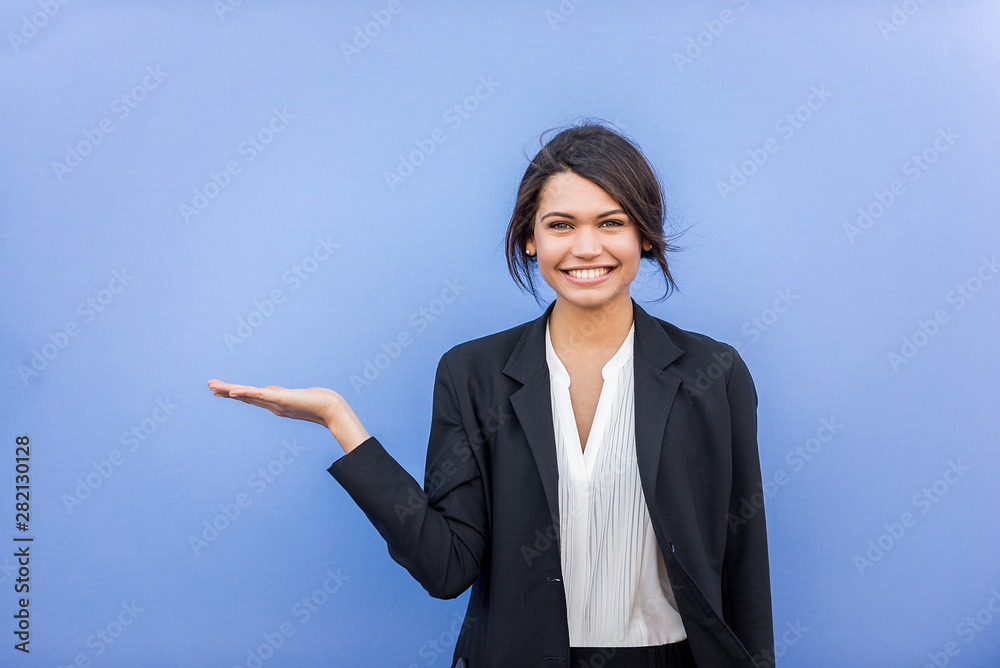 Fototapety, obrazy: Businesswoman portrait