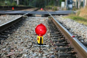 Svjetlo željezničke pruge
