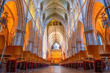 Southwark Cathedral In Lodon, UK