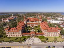 Aerial View Of Ponce De Leon H...