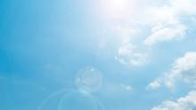 太陽・青空