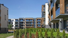 The New Modern Standard Modular Homes  With Low Cost  Apartments For Young Families