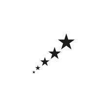 Stars Icon . Star Design Tatto...