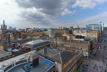 Scenery Of Glasgow City From T...