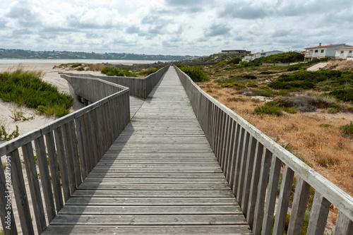 Poster North Sea atlantic coast portugal