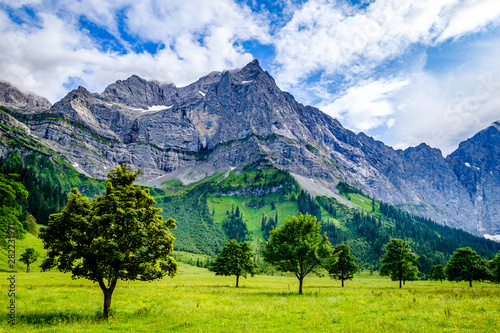 Fototapety, obrazy: karwendel mountains