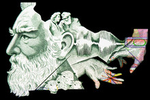 Alexander Graham Bell, Portrai...