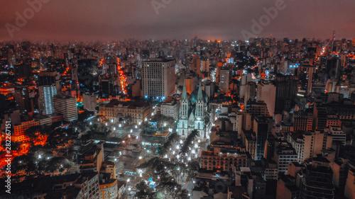 Fototapeta São Paulo obraz na płótnie