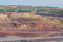 Open Pit Taconite Mine