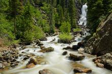 Fish Creek Falls Near Steamboa...